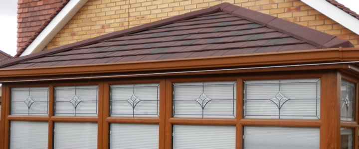 Nottingham Replacement Insulated Tiled Conservatory Roofs